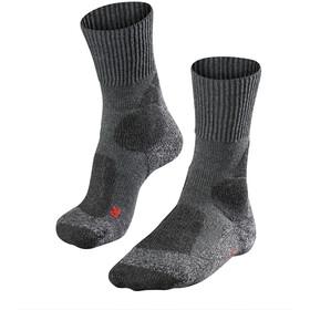 Falke TK1 Trekking Socks Men asphalt melange